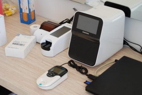 Autoanalisi del sangue e delle urine